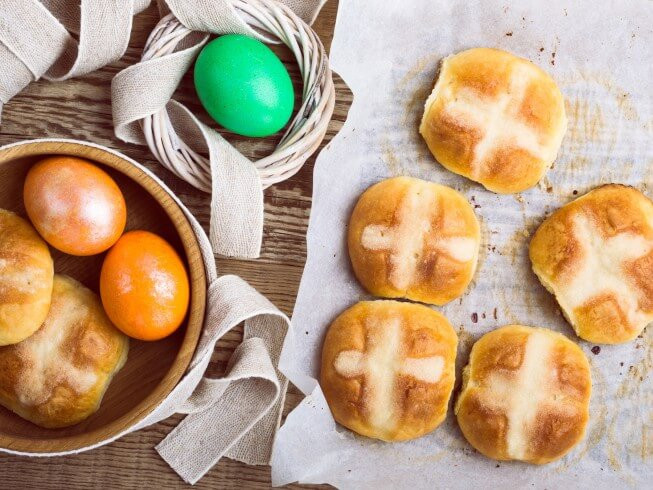 Recipe For Easter Bread  Easter Bread Recipes CDKitchen