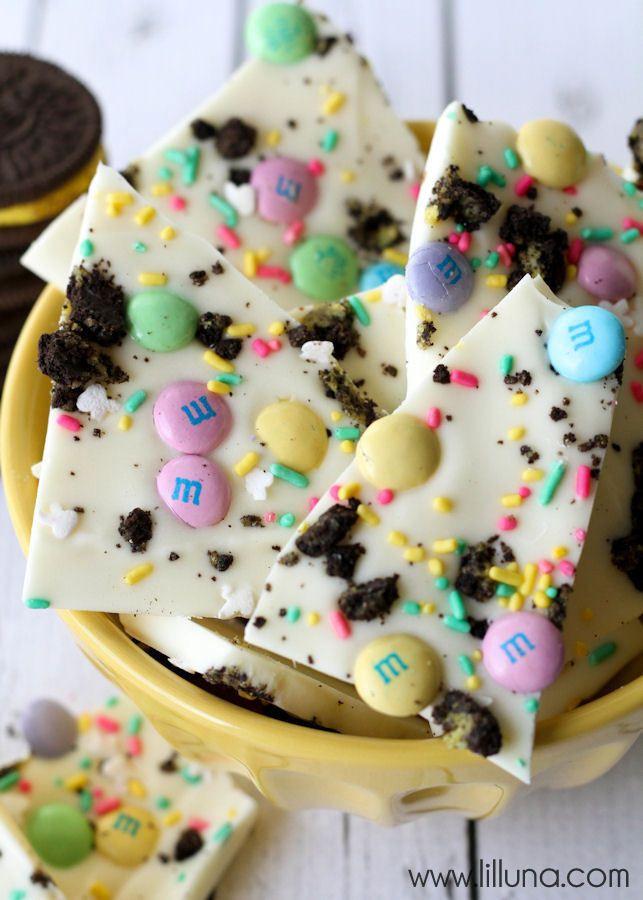 Recipe For Easter Desserts  Easter Desserts