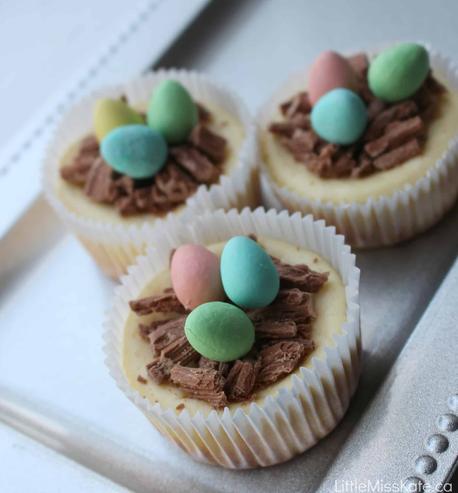 Recipe For Easter Desserts  Easter Dessert Ideas Easy Mini Cheesecake Recipe Little