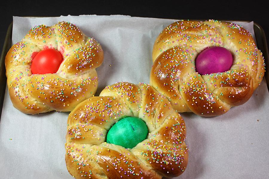 Recipe For Italian Easter Bread  Italian Easter Bread Don t Sweat The Recipe