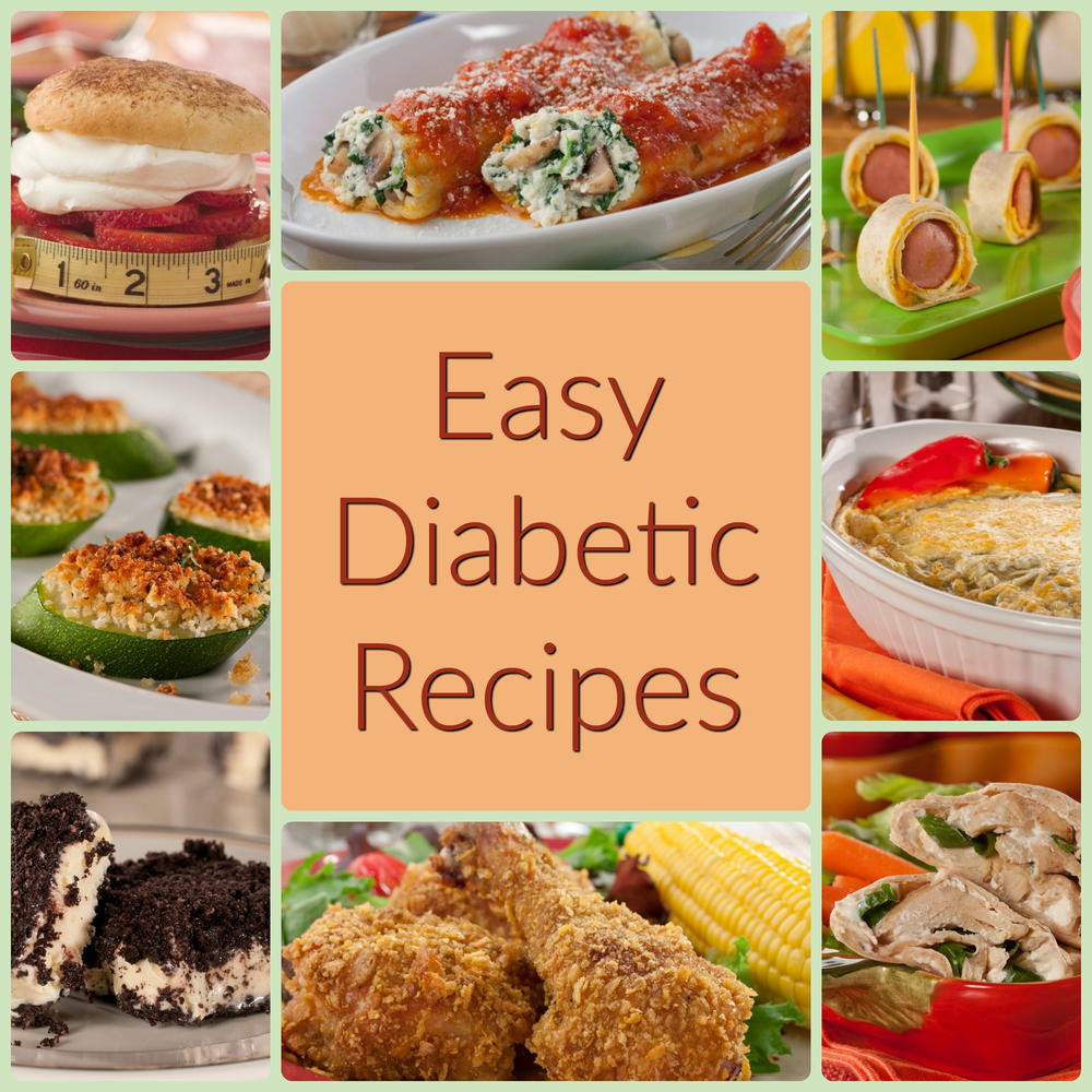 Recipes For A Diabetic  Top 10 Easy Diabetic Recipes