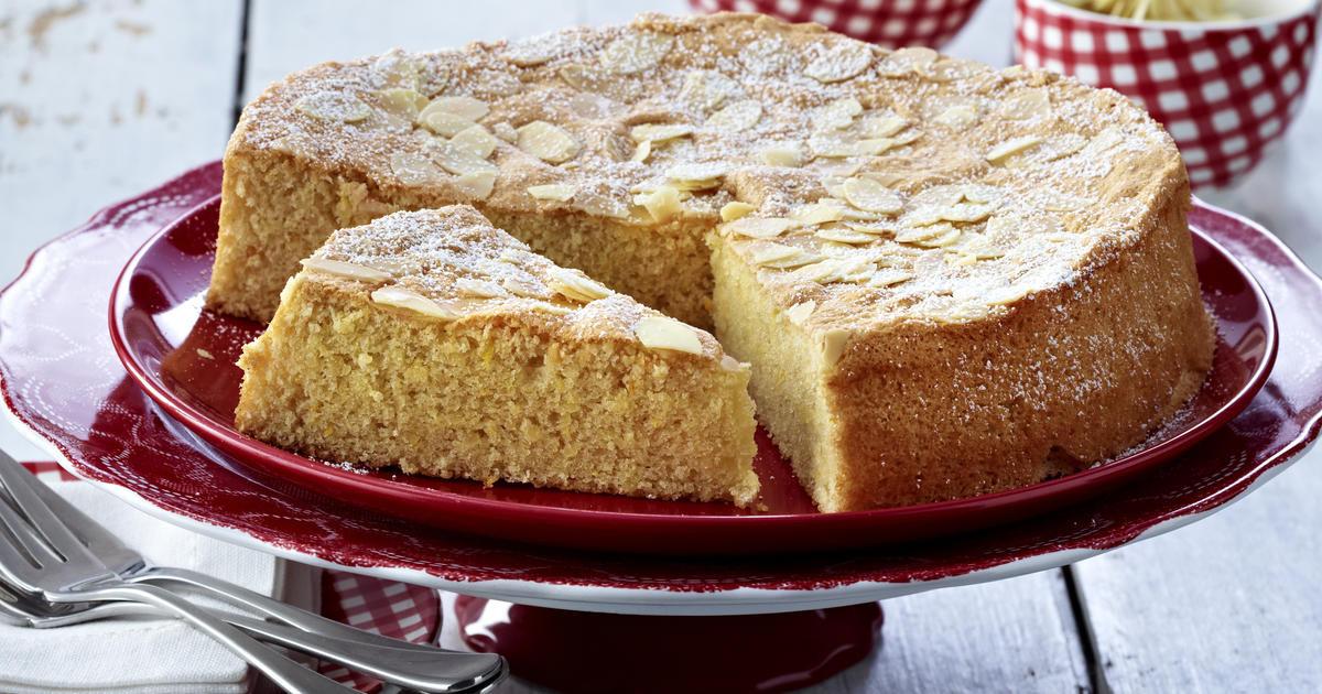 Recipes For Diabetic Cake  Almond Cake diabetic