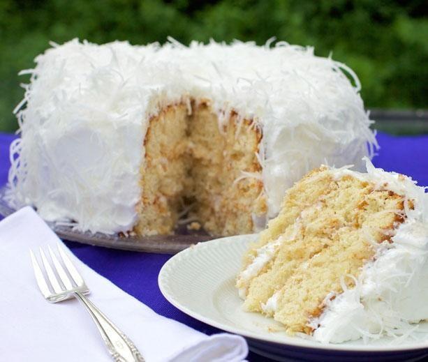 Recipes For Diabetic Cake  Diabetic Friendly Coconut Layer Cake Diabetic Club Diet