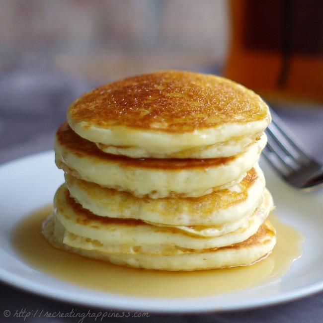 Recipes For Gluten Free Pancakes  Gluten Free Pancakes Recipe