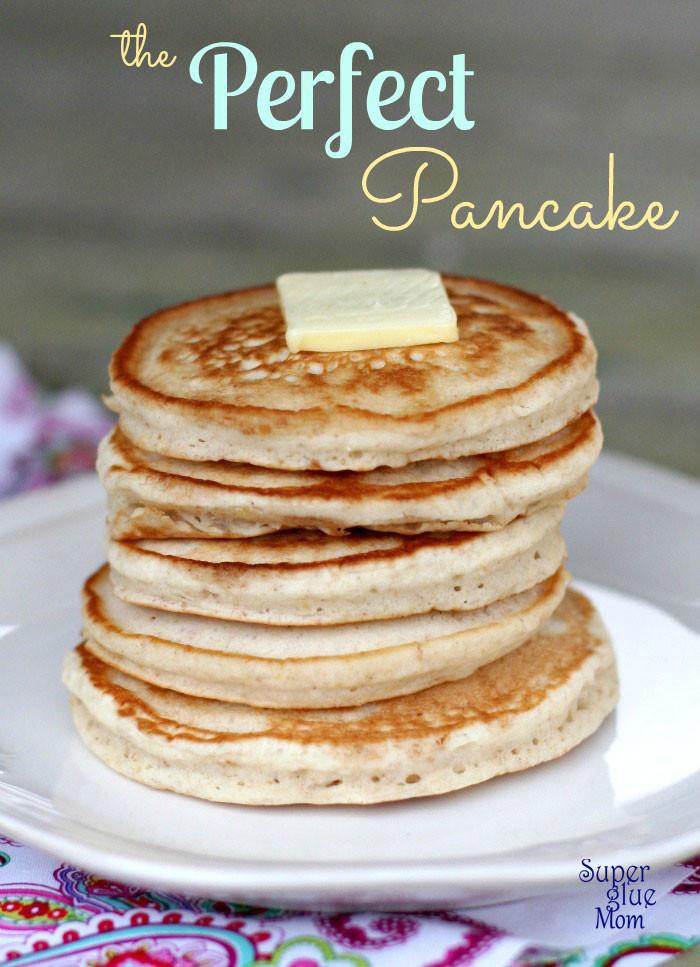 Recipes For Gluten Free Pancakes  Easy Gluten Free Pancake Recipe the fluffiest pancakes ever