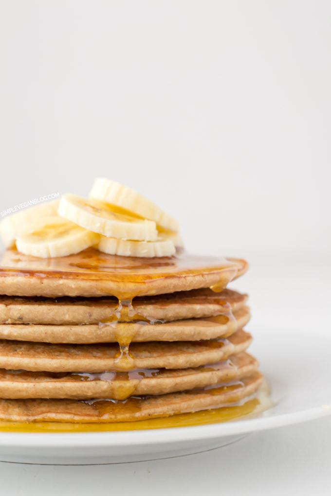 Recipes For Gluten Free Pancakes  Vegan Gluten Free Pancakes