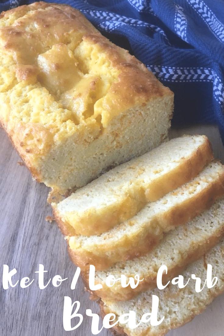 Recipes For Keto Bread  Keto Low Carb Bread Kasey Trenum