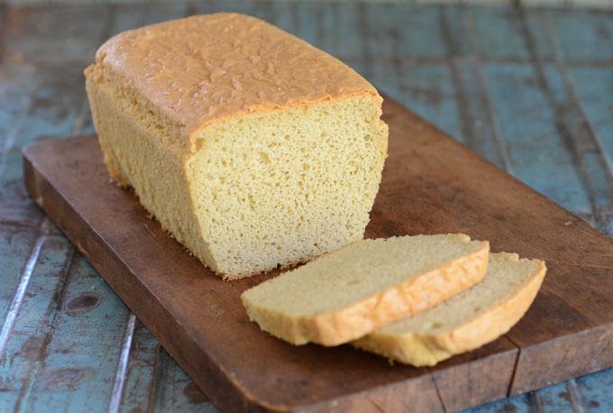 Recipes For Keto Bread  Keto Bread