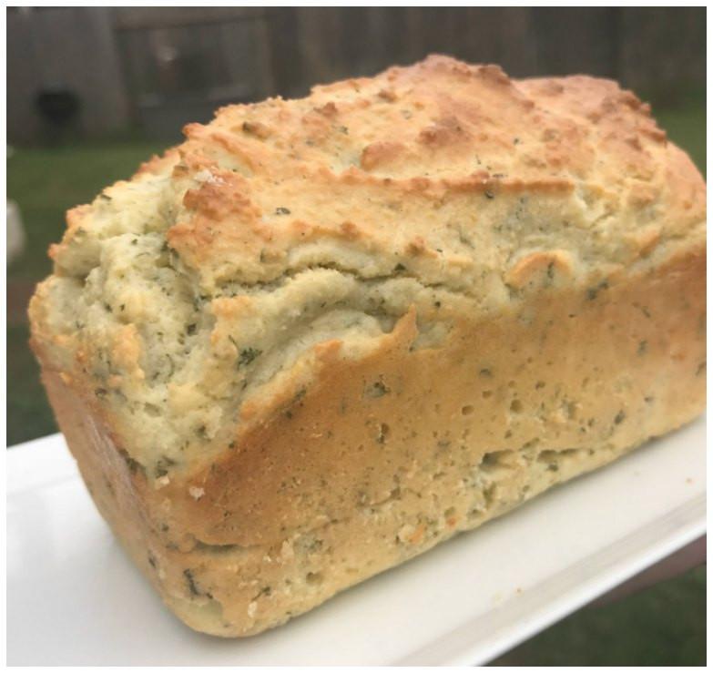 Recipes For Keto Bread  Savory Keto Bread Recipe iSaveA2Z