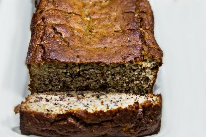 Recipes For Keto Bread  Keto Banana Walnut Bread Great for kids • Keto Size Me