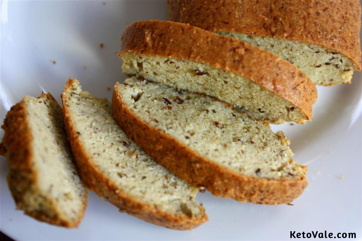 Recipes For Keto Bread  Best Keto Bread with Coconut and Almond Flour Recipe