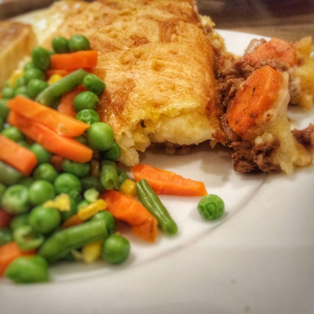 Recipes For Low Cholesterol  Low Fat Shepherds Pie Recipe