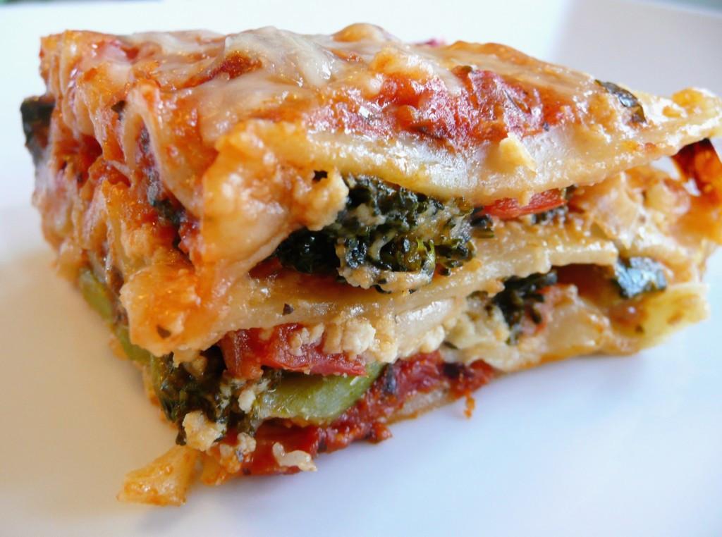 Recipes For Vegetarian Lasagna  ve able lasagna