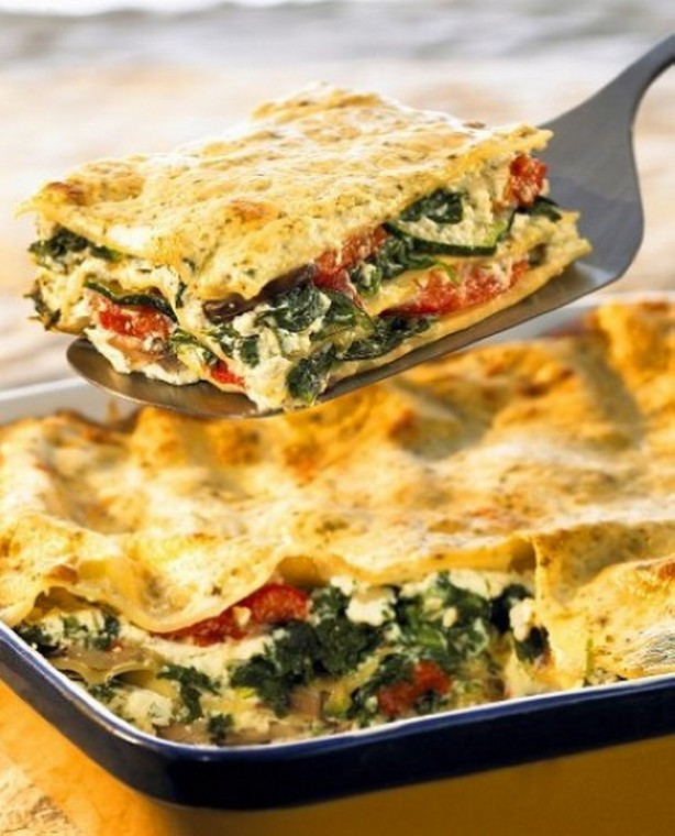 Recipes For Vegetarian Lasagna  10 Best Loved Weight Watchers Ve arian Recipes Viral
