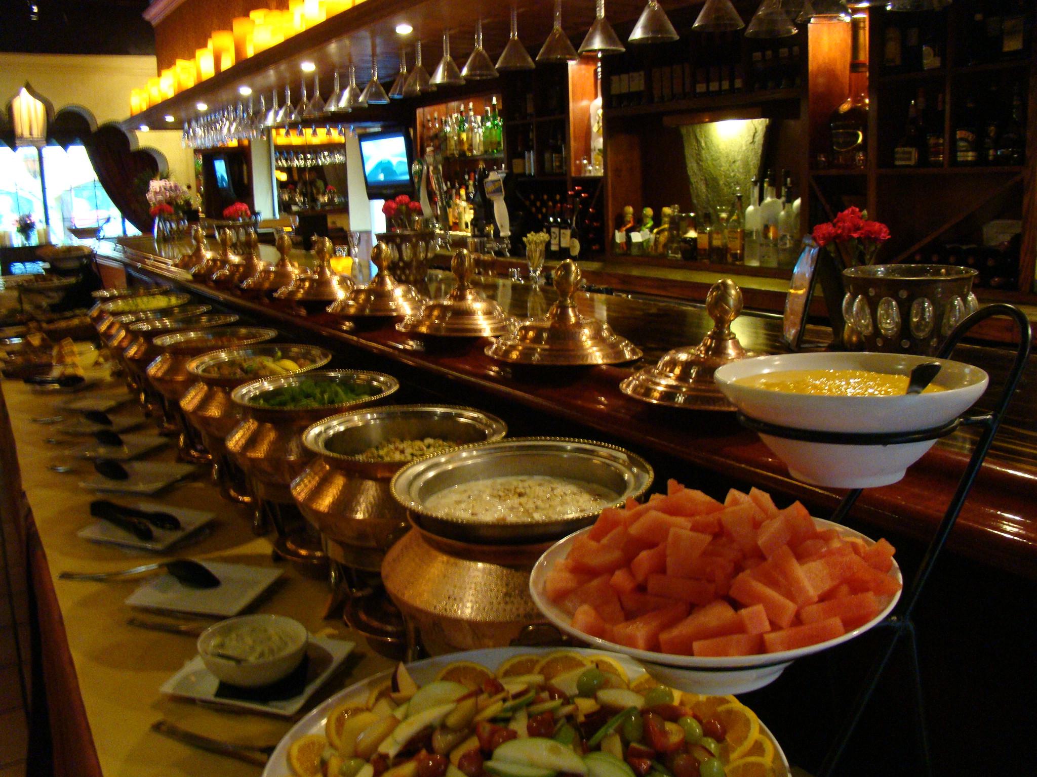 Restaurant For Easter Dinner  GoingOut India Restaurant Event Easter Buffet Brunch