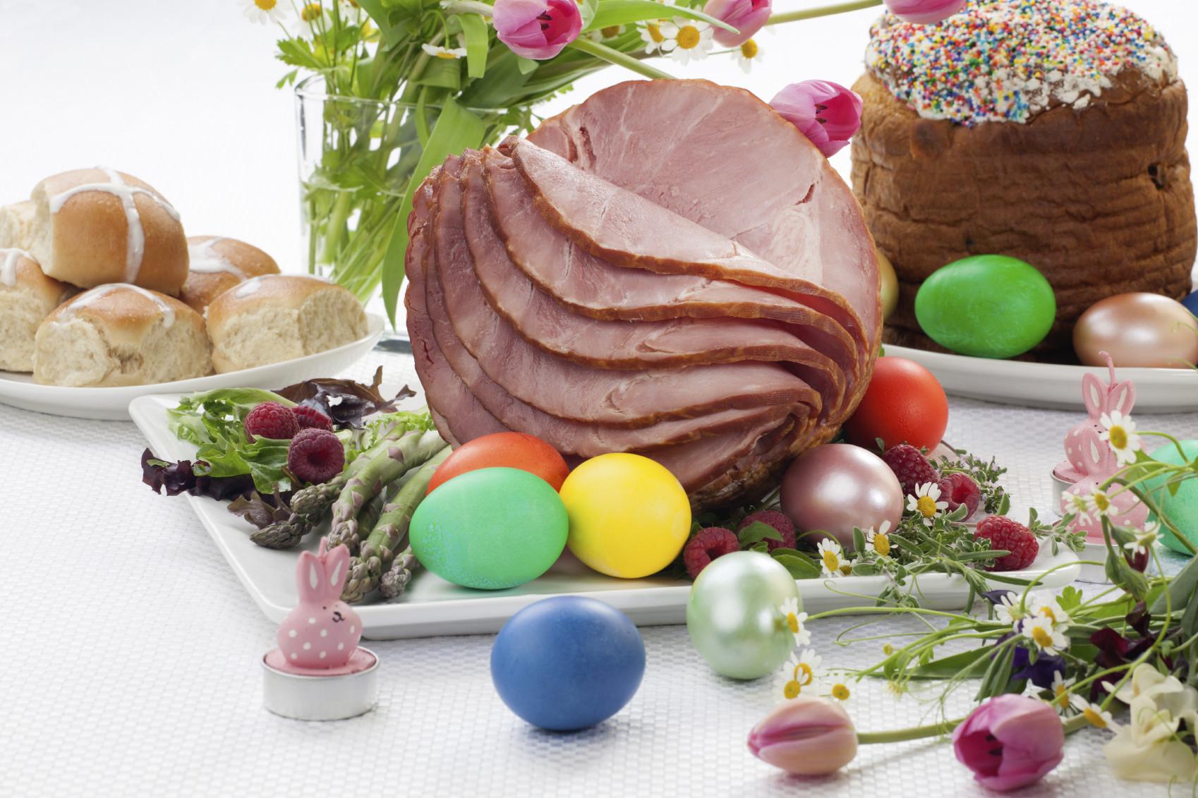 Restaurant For Easter Dinner  Tips For Making An Easter Ham