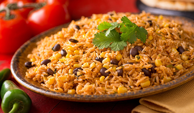 Rice And Beans Diet Weight Loss  10 Weight Loss Tips From Around The World – Bored Lad