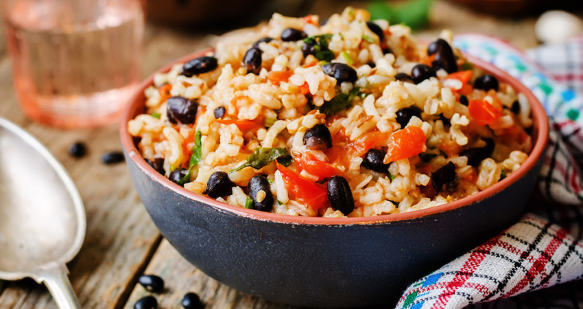 Rice And Beans Diet Weight Loss  Eating Beans For Weight Loss Recipes