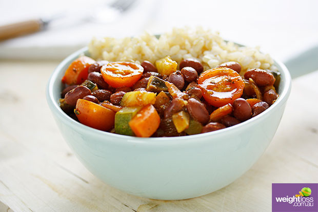 Rice And Beans Diet Weight Loss  Ve arian Mexican Beans & Rice
