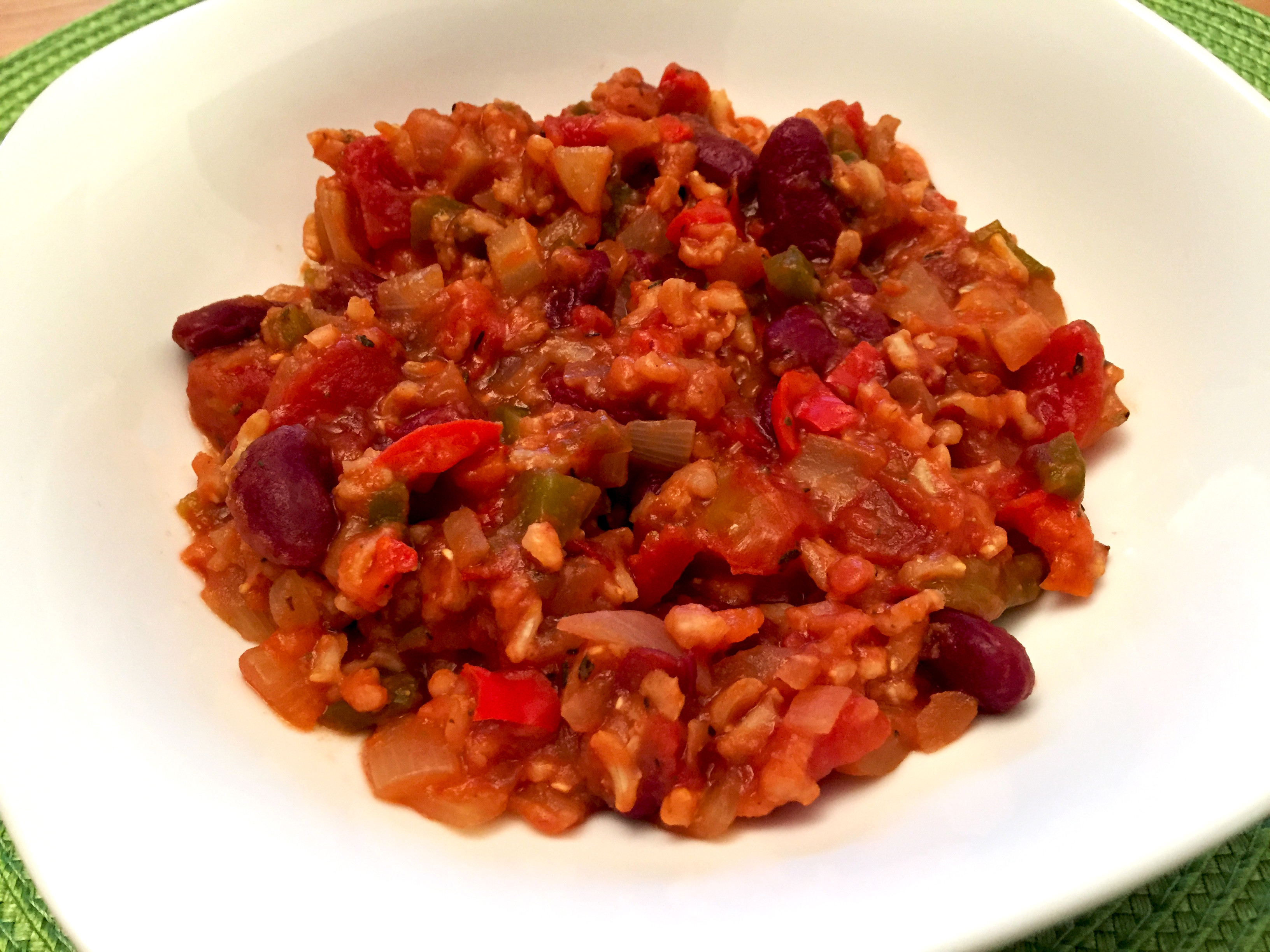 Rice And Beans Diet Weight Loss  Healthy Red Beans and Rice Colorful & Delicious Creole