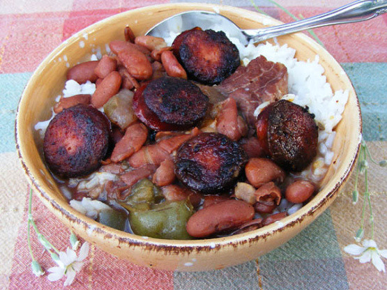 Rice And Beans Diet Weight Loss  Slow cooker red beans and rice healthy lunch ideas to