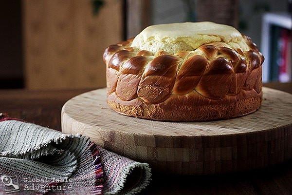 Romanian Easter Bread  Romanian Easter Bread Pasca
