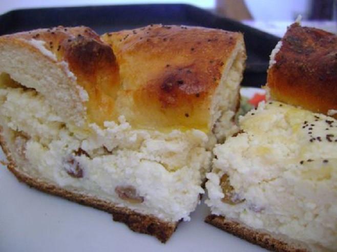 Romanian Easter Bread  Romanian Easter Bread Pasca Recipe — Dishmaps