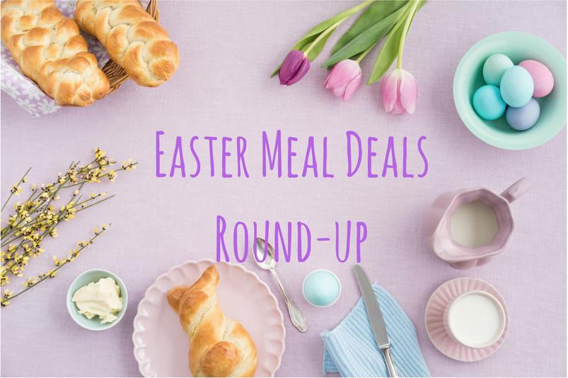 Safeway Easter Dinner  Round up of Easter Meal Deals at Safeway Super Safeway