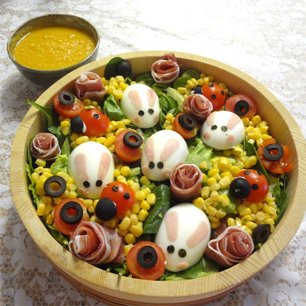 Salads For Easter  arsenal scotland Easter Salad Recipes Salad Recipes In