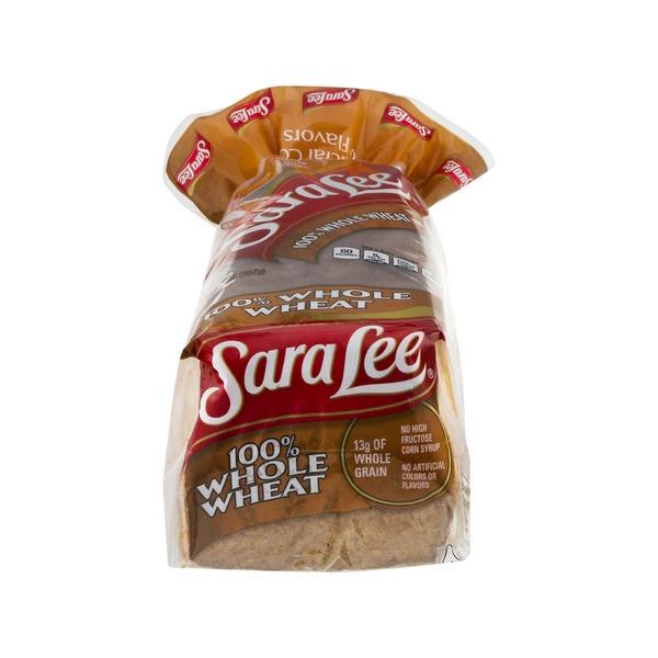 Sara Lee Gluten Free Bread  Sara Lee Whole Wheat Bread 20 oz from Schnucks