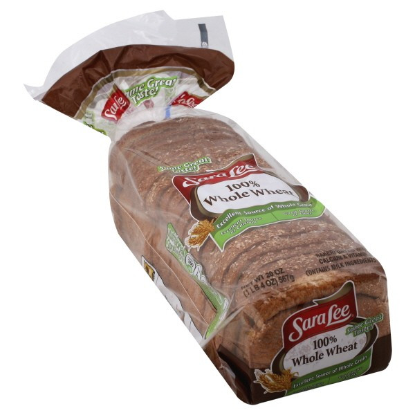Sara Lee Gluten Free Bread  Sara Lee Classic Bread Whole Wheat