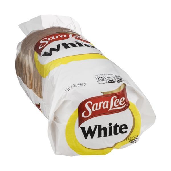 Sara Lee Gluten Free Bread  Sara Lee Classic White Bread