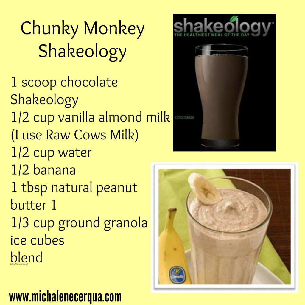 Shakeology Vegan Chocolate Recipes  Chocolate Shakeology Recipes