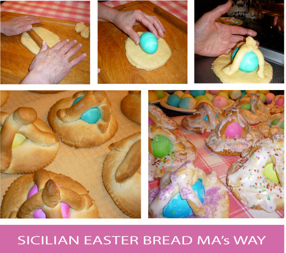Sicilian Easter Bread  I Stopped Along The Way Inspired By Buddy Valastro