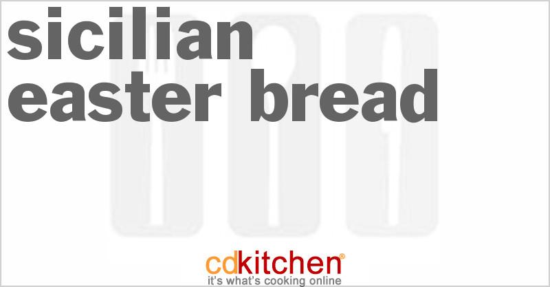 Sicilian Easter Bread  Sicilian Easter Bread Pastelli Di Pasqua Recipe