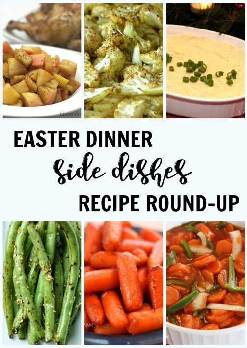 Side Dish For Easter Dinner  Easter Dinner Side Dishes Recipe Round Up Modern Mama