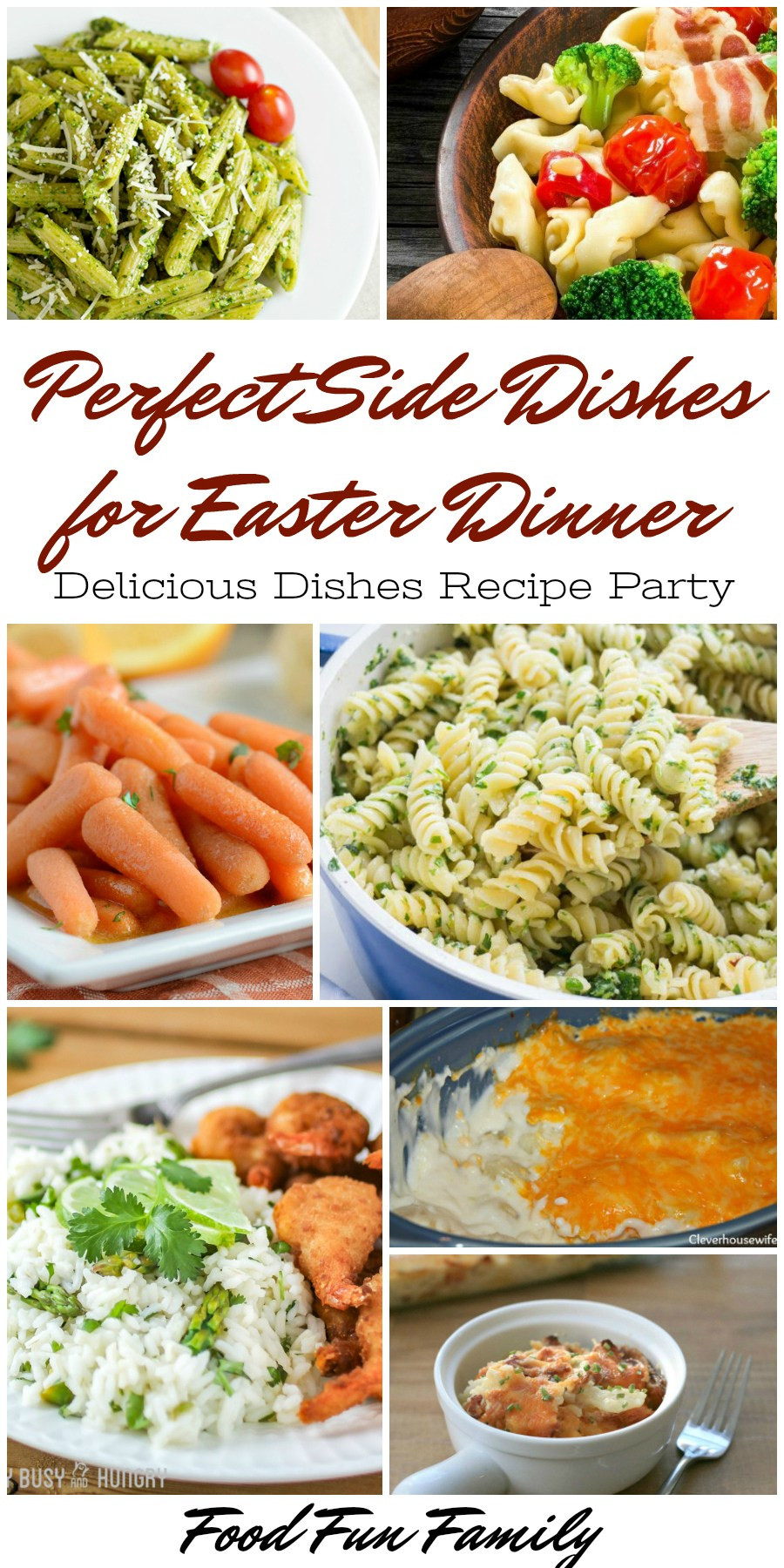 Side Dish For Easter Dinner  Perfect Side Dishes for Easter Dinner – Delicious Dishes