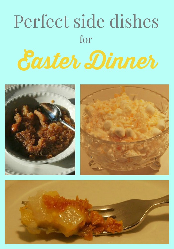 Side Dish For Easter Dinner  Imparting Grace Side dishes for your Easter dinner