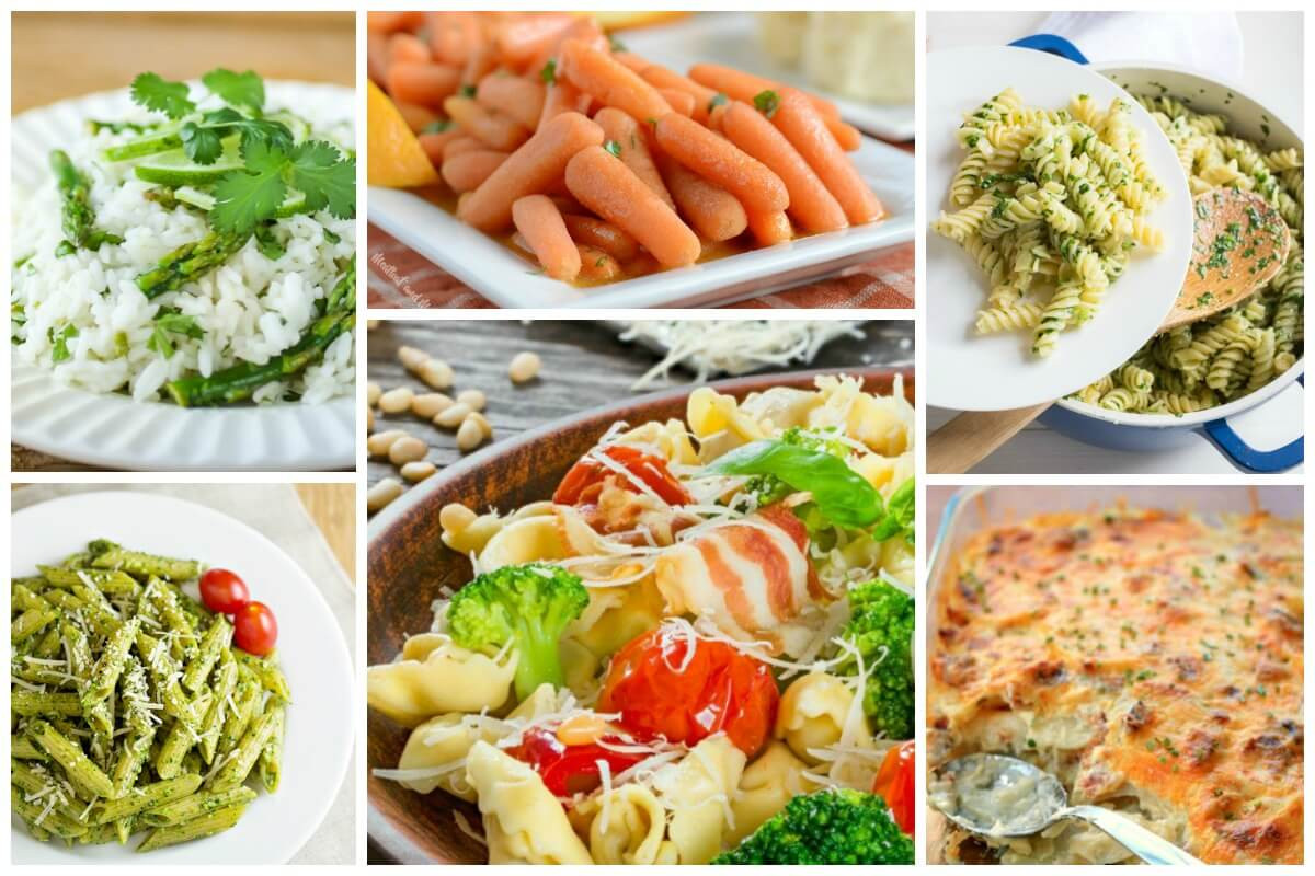 Side Dish For Easter Dinner  Perfect Side Dishes For Easter Dinner and our Delicious