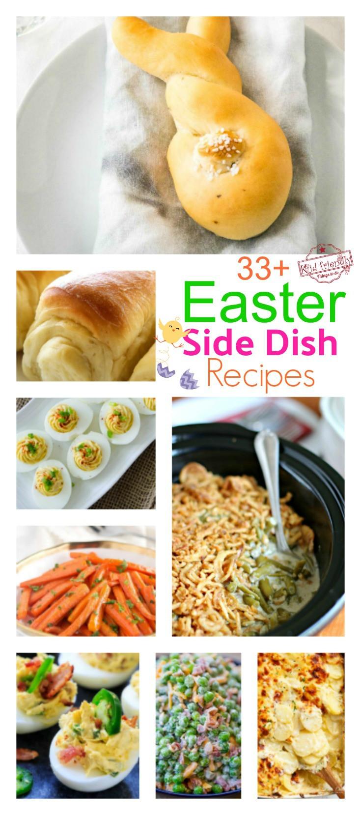 Side Dish For Easter Dinner  Over 33 Easter Side Dish Recipes for Your Celebration Dinner