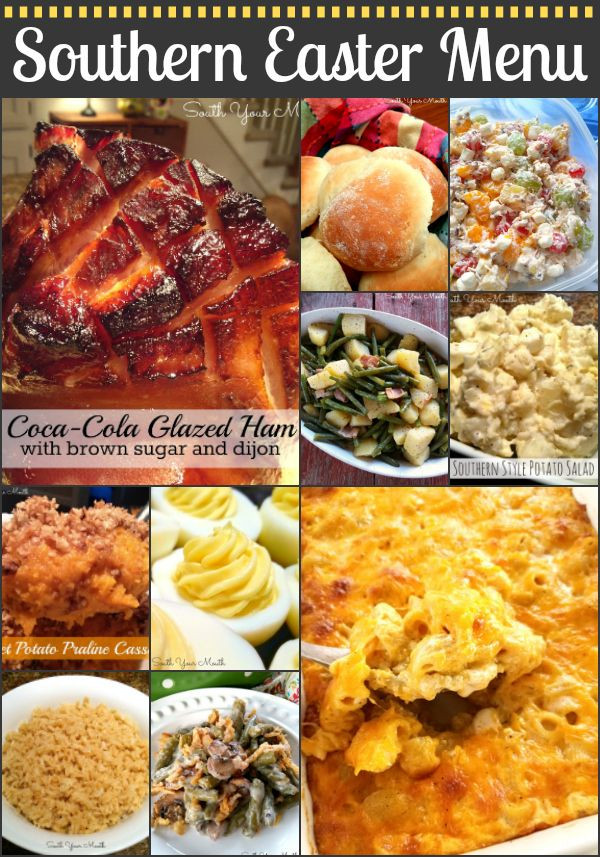 Side Dishes For Easter Ham  Side Dishes For Easter Ham Dinner