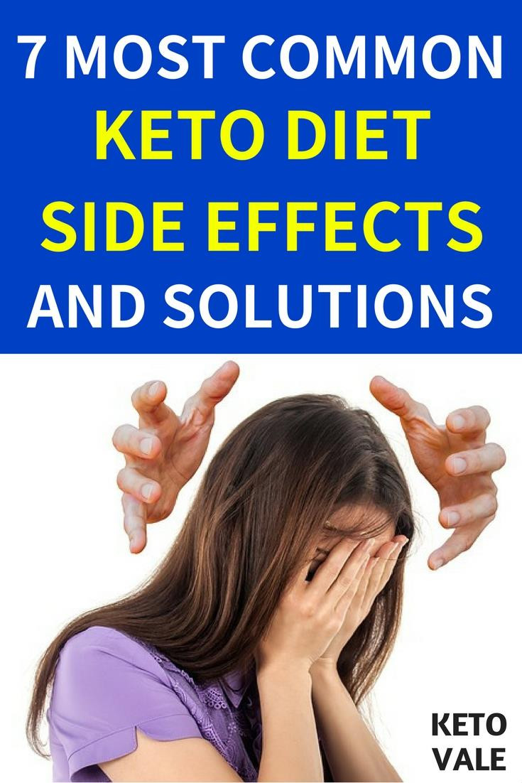 Side Effects Of The Keto Diet  7 Dangers of Keto Diet What Are The Possible Risks