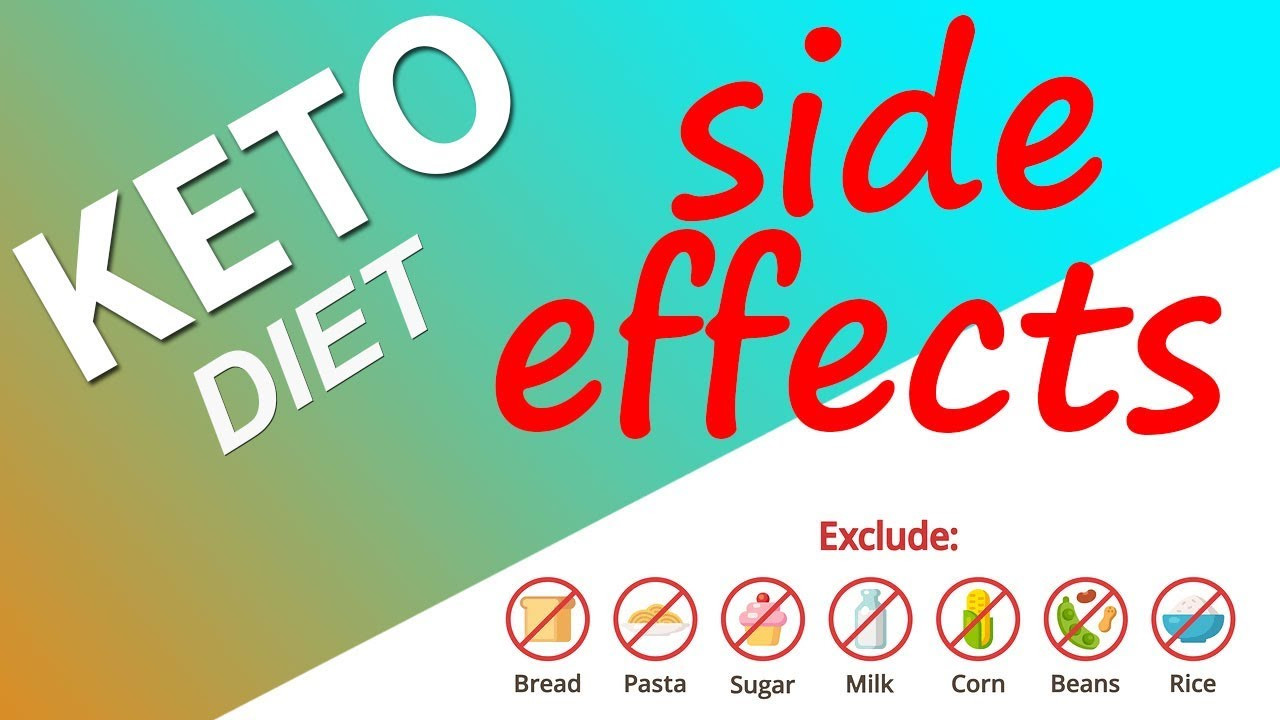 Side Effects Of The Keto Diet  KETO Diet Side Effects