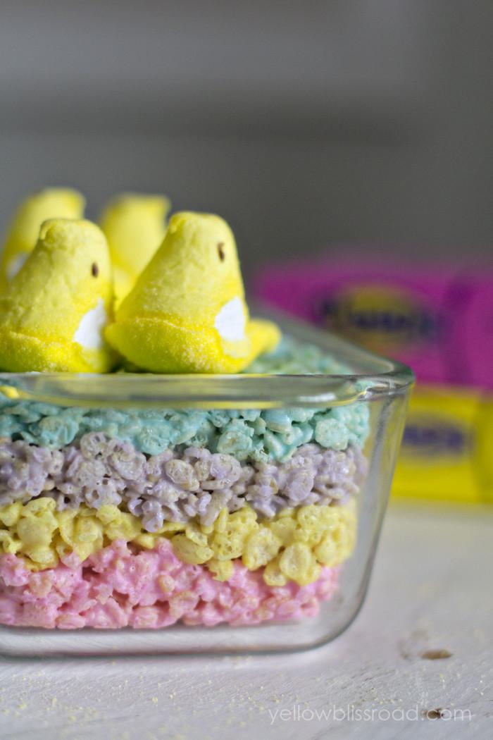 Simple Easter Desserts  Easter Desserts