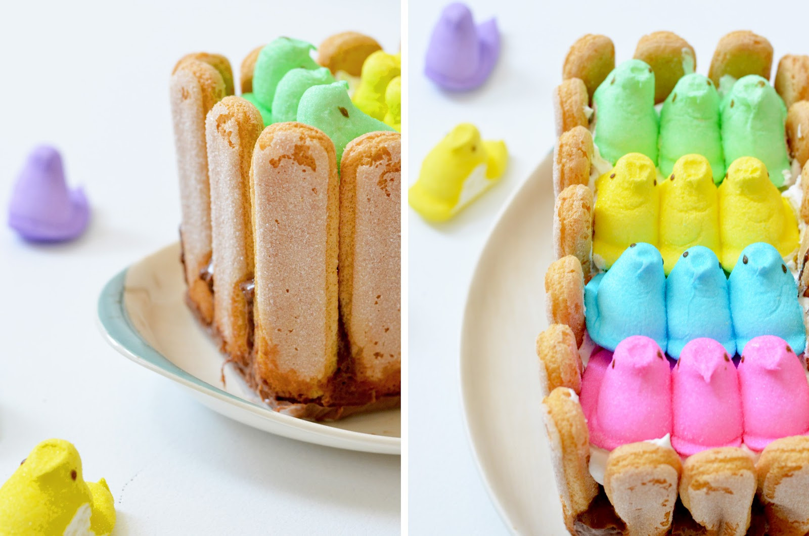 Simple Easter Desserts  Parsimonia Secondhand With Style The Thrifted Kitchen