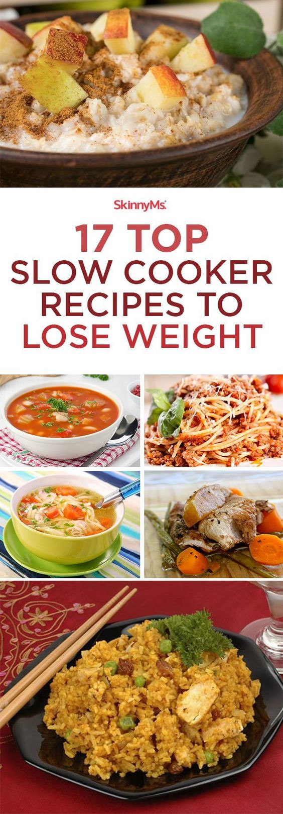 Slow Cooker Recipes For Weight Loss  17 Top Slow Cooker Recipes to Lose Weight