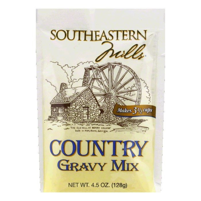 Southeastern Mills Gravy Mix  Southeastern Mills Country Gravy Mix 4 5 Oz Pack of 24