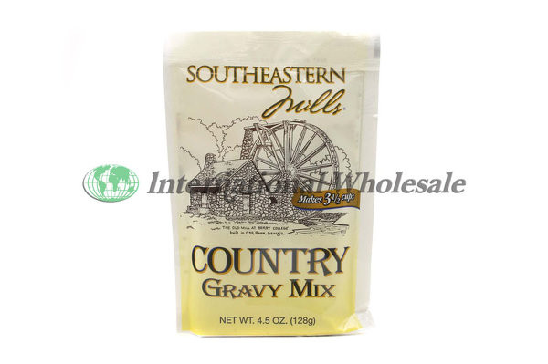 Southeastern Mills Gravy Mix  SOUTHEASTERN MILLS GRAVY MIX COUNTRY GRAVY MIX 24 4 5 OZ