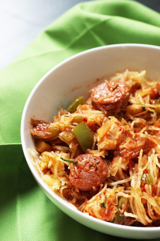 Spaghetti Squash Recipes Keto  101 Best Keto Spaghetti Squash Recipes Low Carb