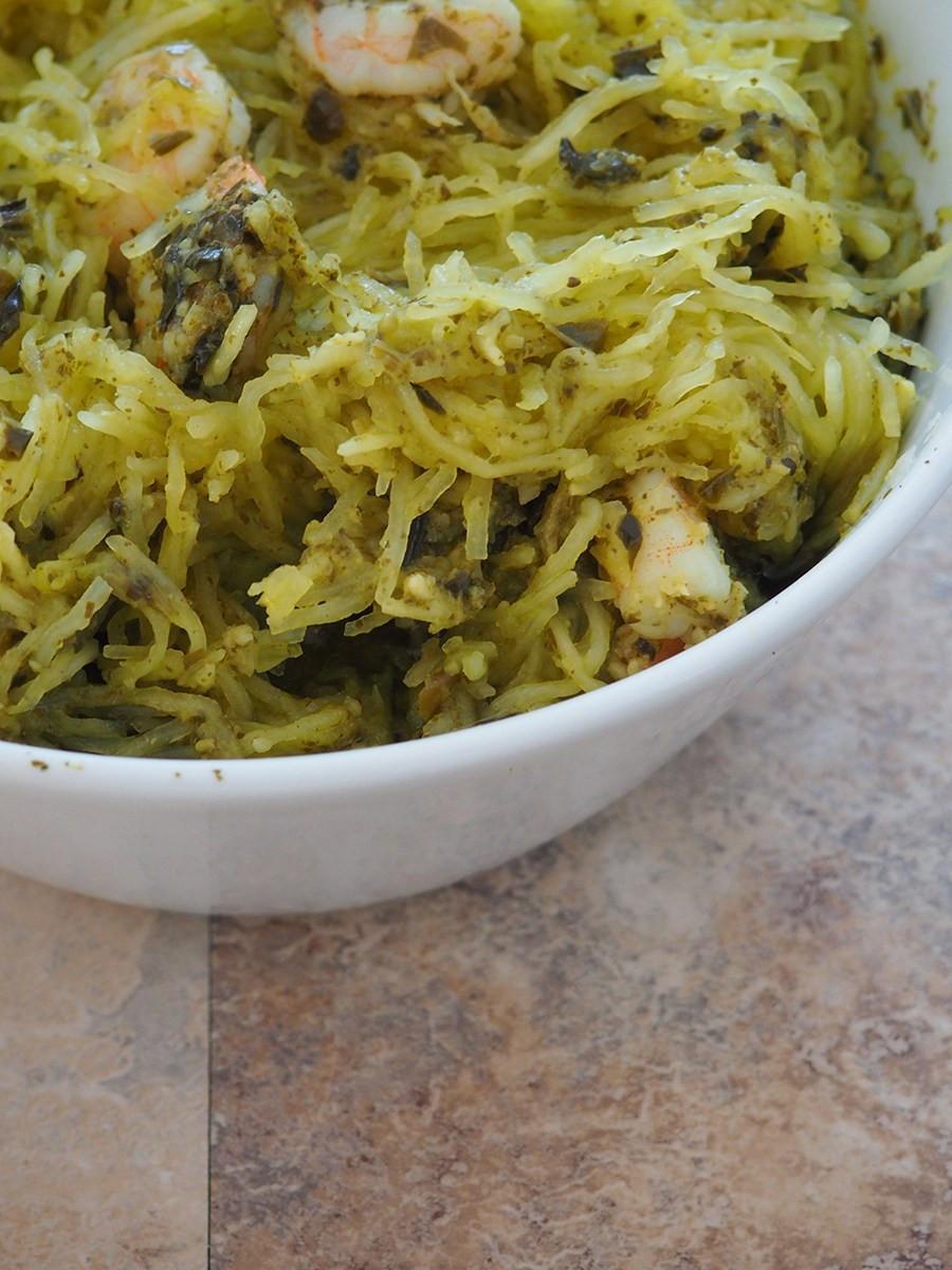 Spaghetti Squash Recipes Keto  keto friendly 3 ingre nt spaghetti squash — The Spirited